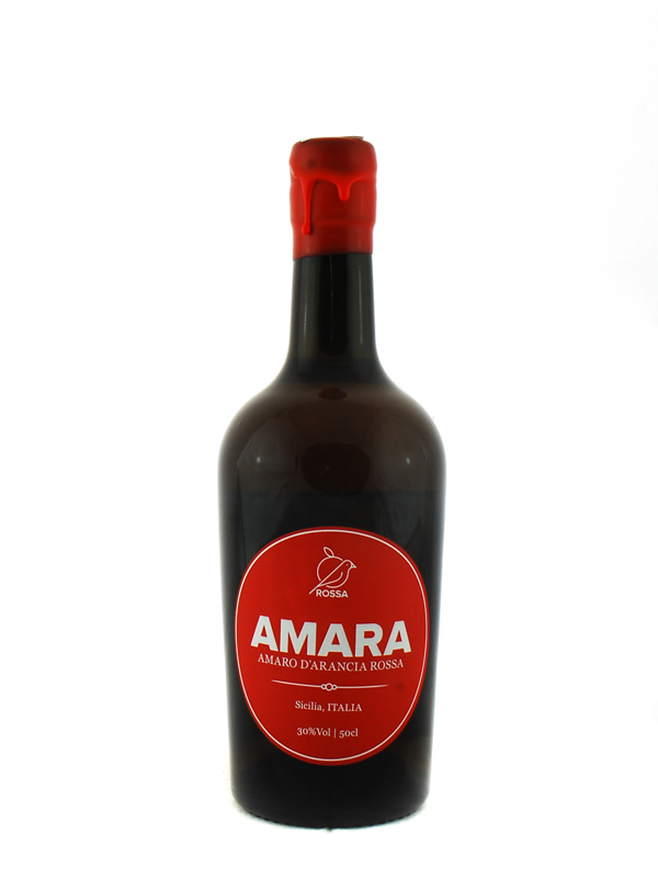 Amaro DArancia Rossa Amara