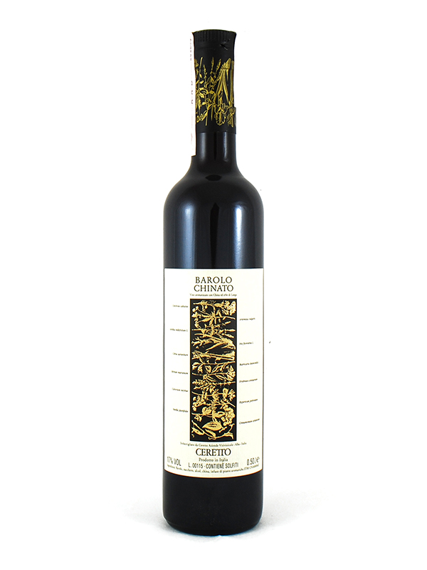 Barolo Chinato Ceretto cl 50