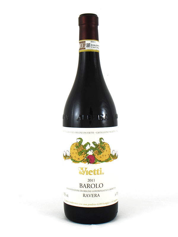 Barolo Vietti Ravera 2011