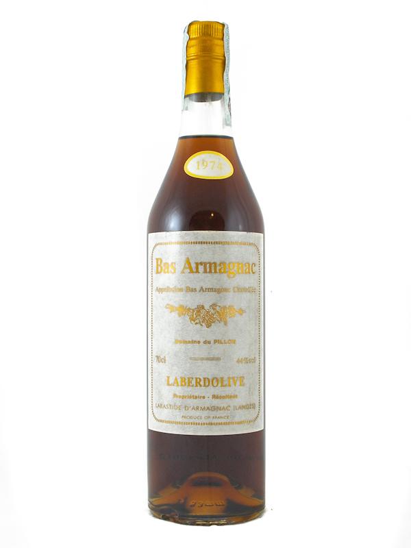 Bas Armagnac Laberdolive 1974