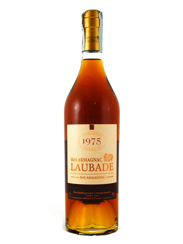 Bas Armagnac Laubade 1975