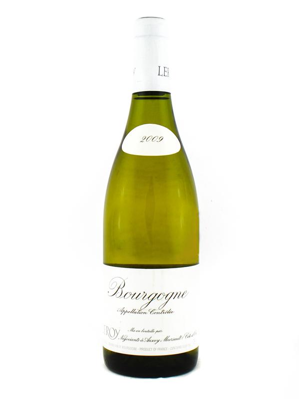 Bourgogne Blanc Leroy 2015