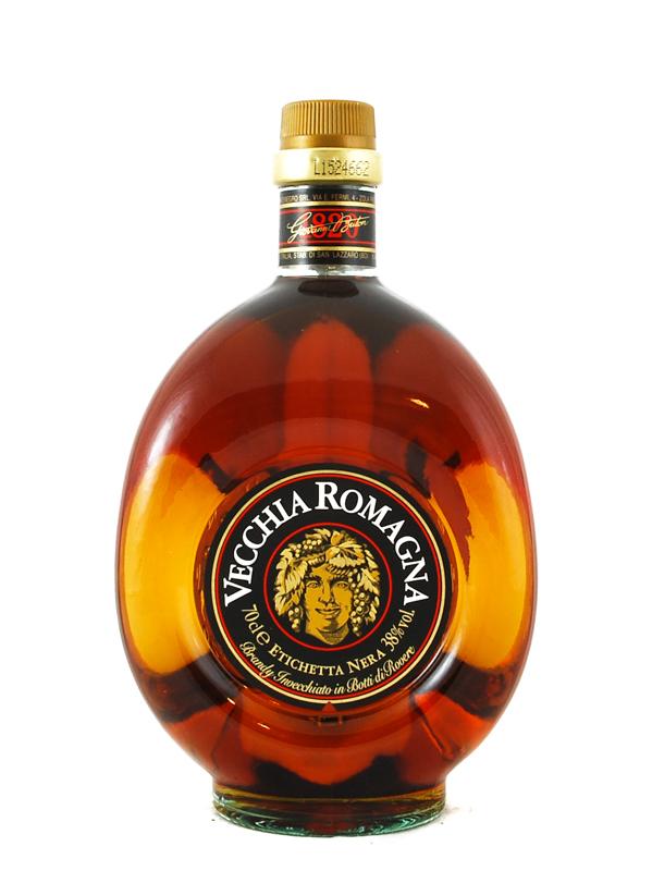 Brandy Vecchia Romagna Etichetta Nera