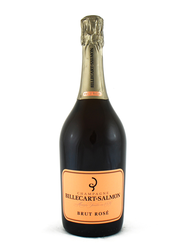 Champagne Billecart Salmon Rose Brut