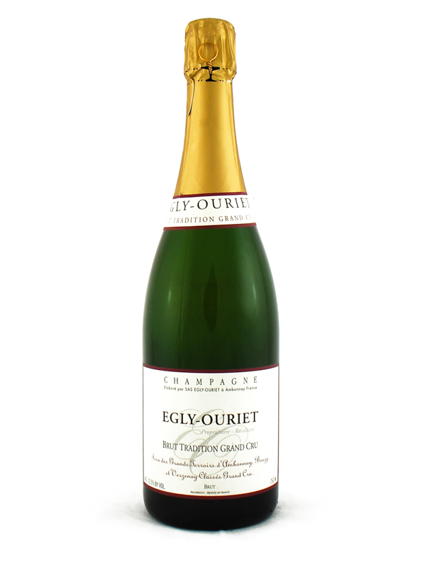 CHAMPAGNE EGLY OURIET BRUT TRADITION GRAND CRU