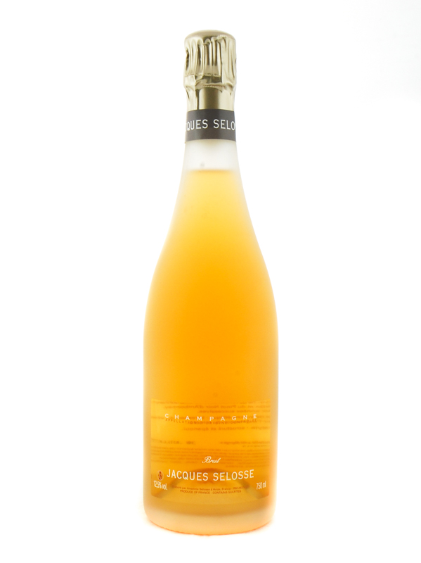 CHAMPAGNE JACQUES SELOSSE ROSE BRUT
