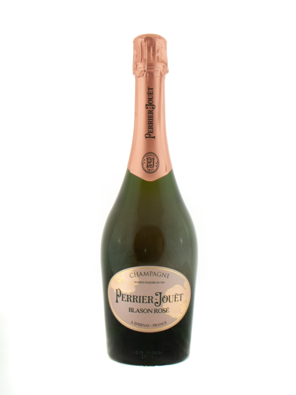 Champagne Perrier Jouet Blason Rose Brut