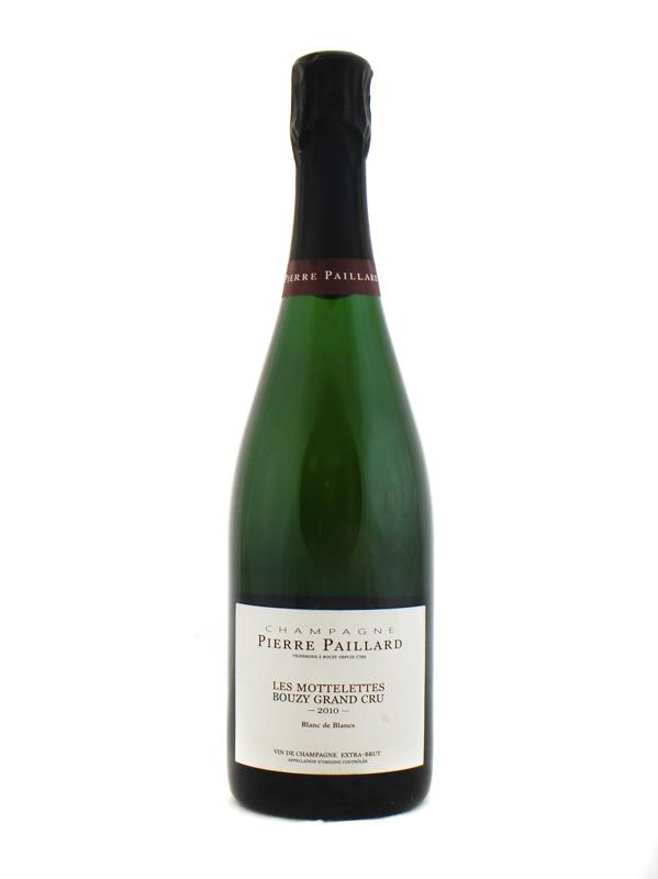 Champagne Pierre Paillard Blanc De Blancs Les Mottelettes 2010 Grand Cru