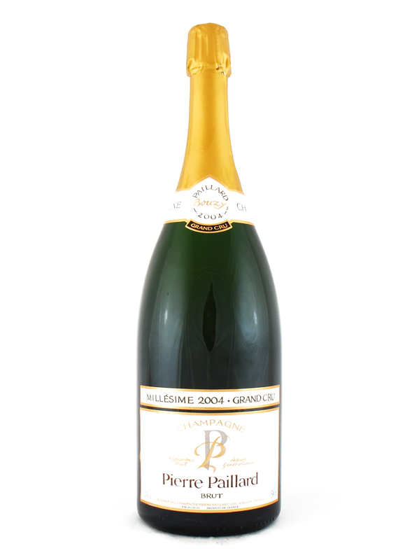 Champagne Pierre Paillard Brut Grand Cru 2004 Magnum
