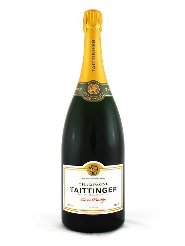Champagne taittinger 39 39 cuvee prestige 39 39 brut jeroboam - Champagne taittinger cuvee prestige ...