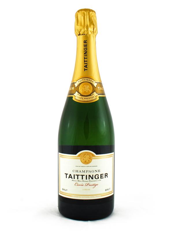 Champagne Taittinger Cuvee Prestige Brut
