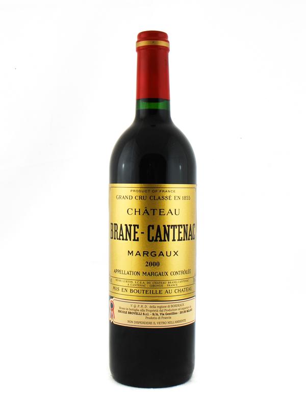 CHATEAU BRANE CANTENAC 2000