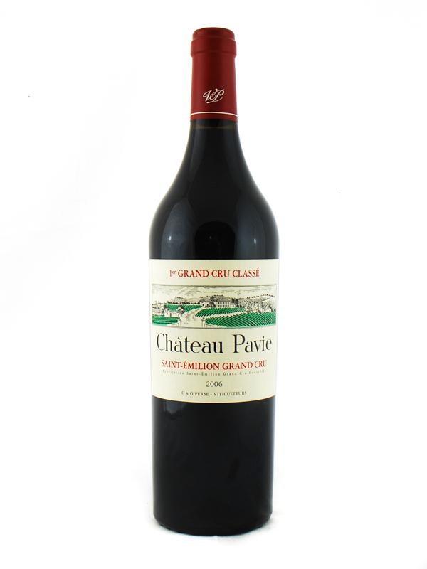 CHATEAU PAVIE 2006
