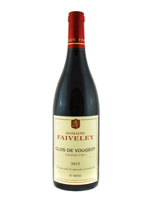 Clos De Vougeot Faiveley Grand Cru 2013