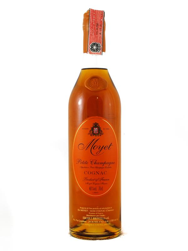 Cognac Moyet Petit Champagne Cl.70