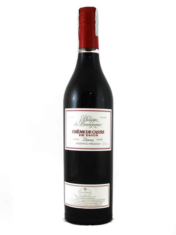 Creme De Cassis Philippe De Bourgogne 70cl