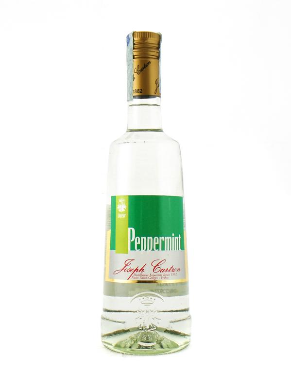 Creme De Menthe White Cartron Cl 70