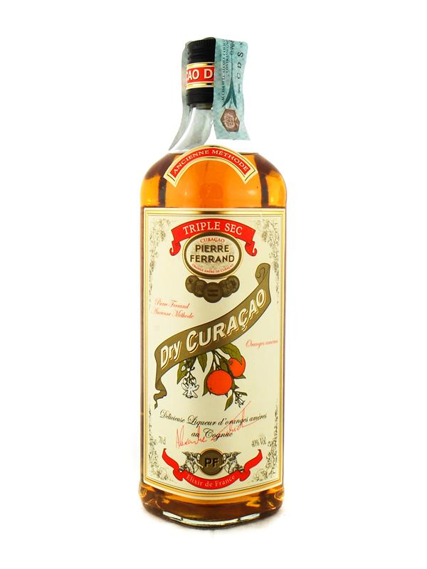 Dry Curacao Pierre Ferrand