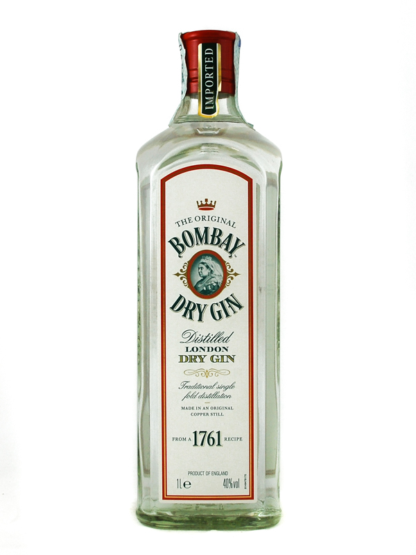 GIN BOMBAY CL. 100