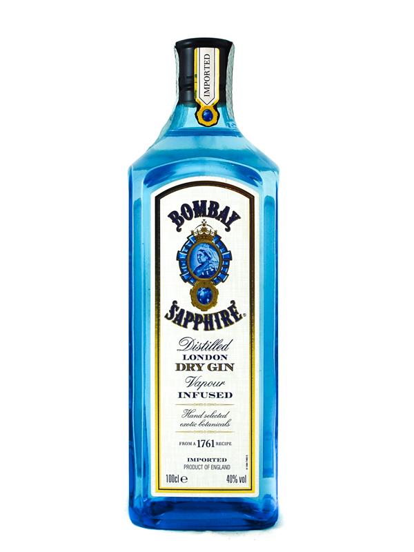 Gin Bombay Sapphire Litro