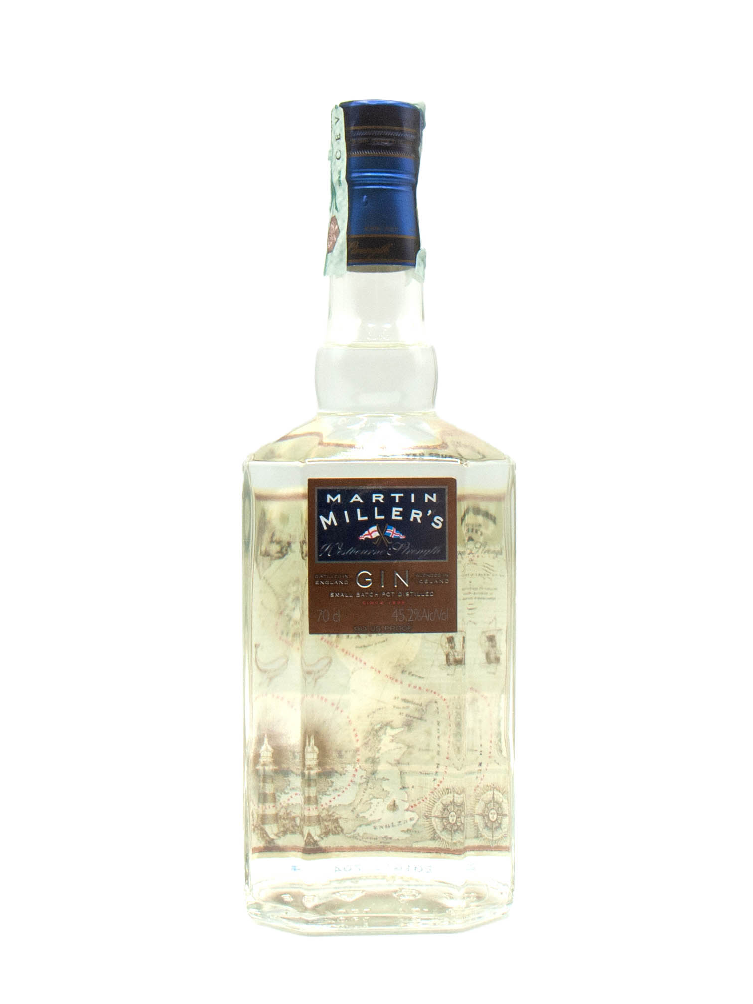 Gin Martin Miller Strenght Westbourne