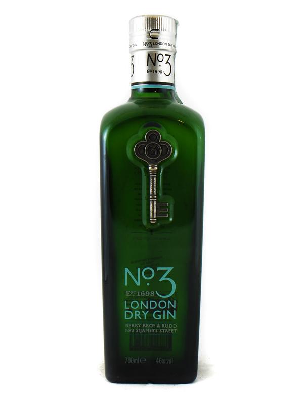 Gin N°3 London Dry Gin Cl 70