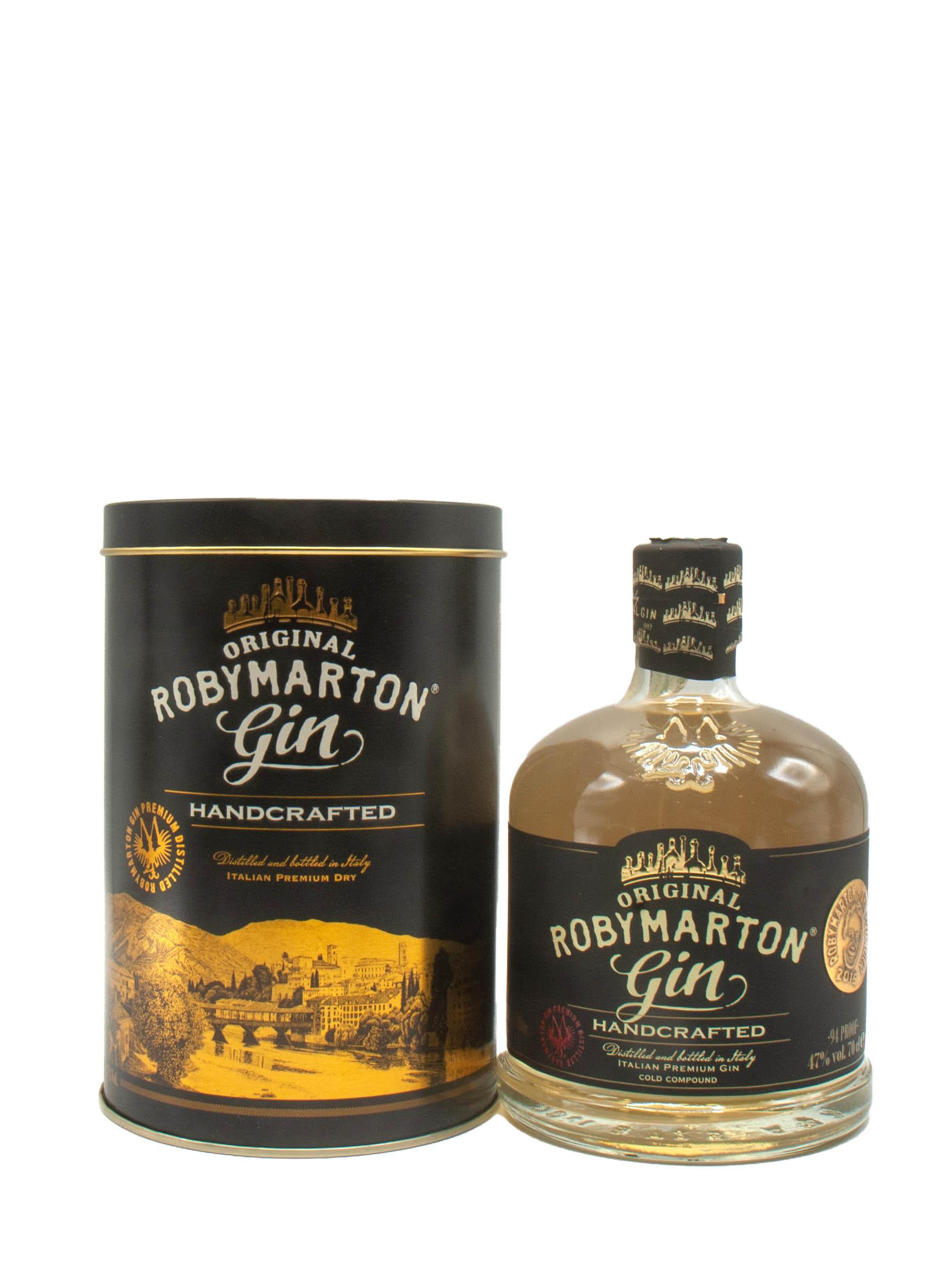 Gin Roby Marton