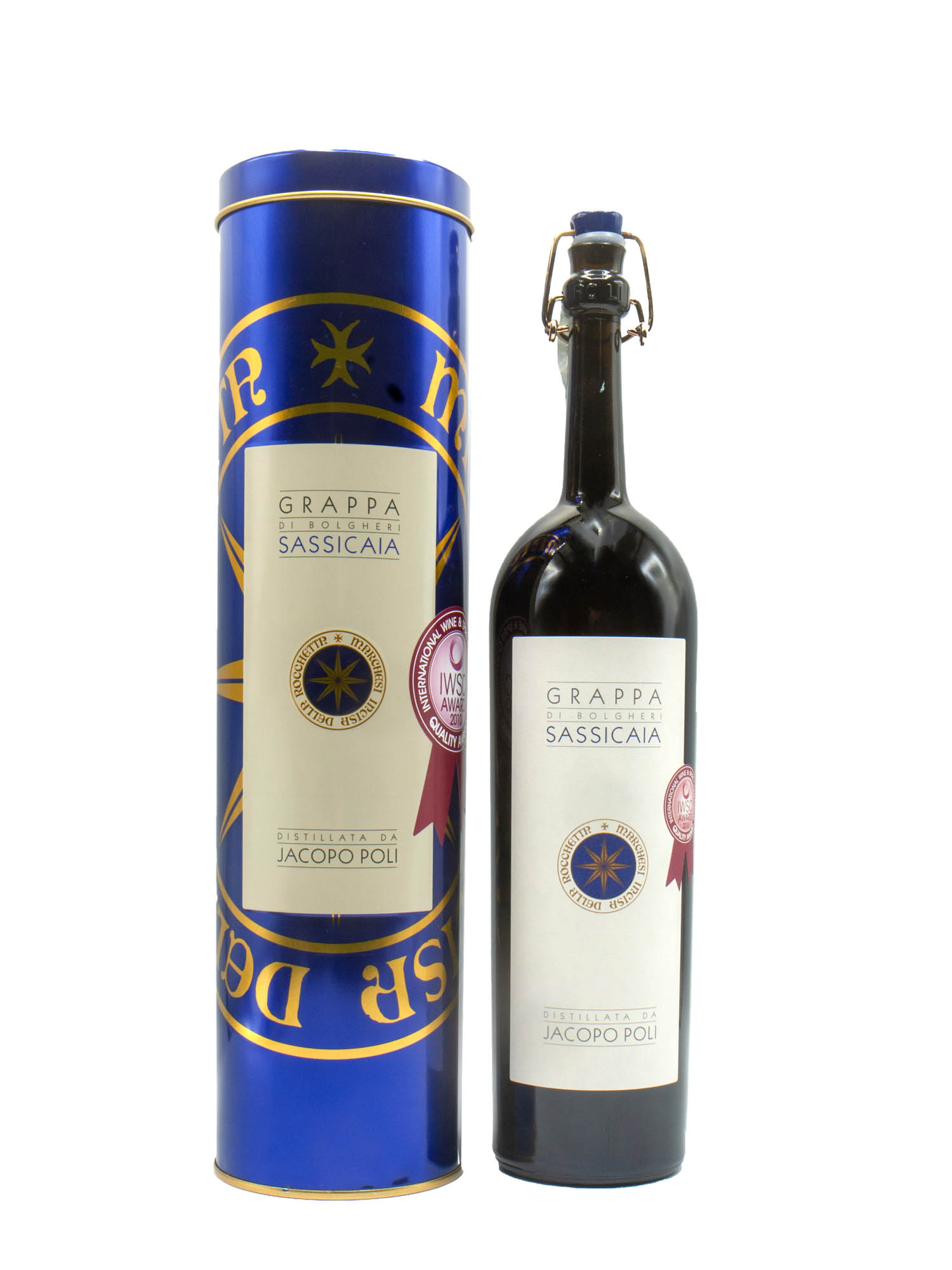 Grappa Sassicaia Cl. 50