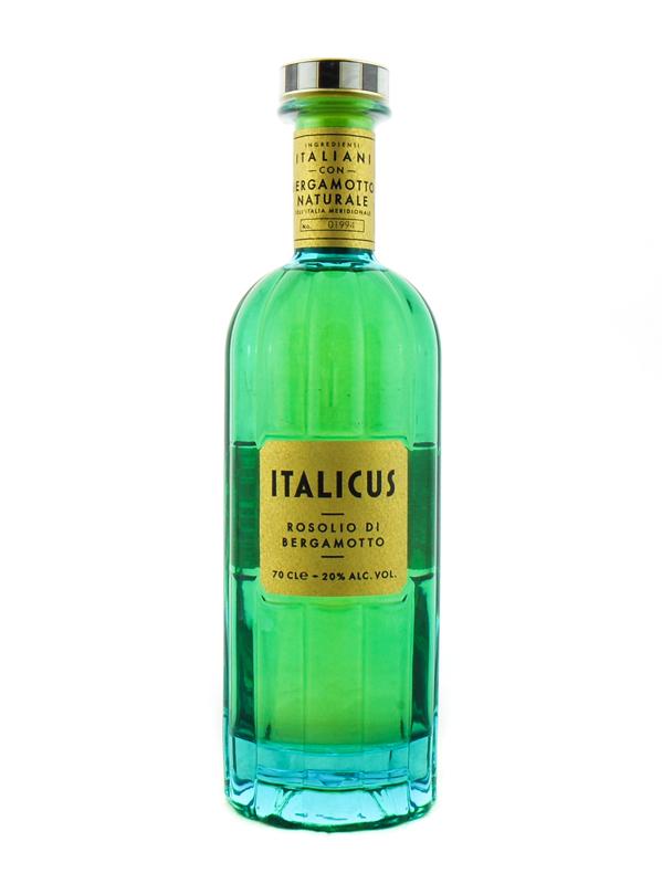 Liquore Italicus Rosolio Di Bergamotto