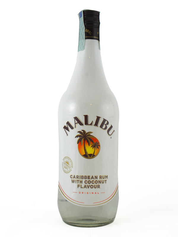 Malibu - Tropical Coconut Cl 100