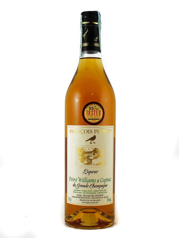 Poire Williams Au Cognac Peyrot