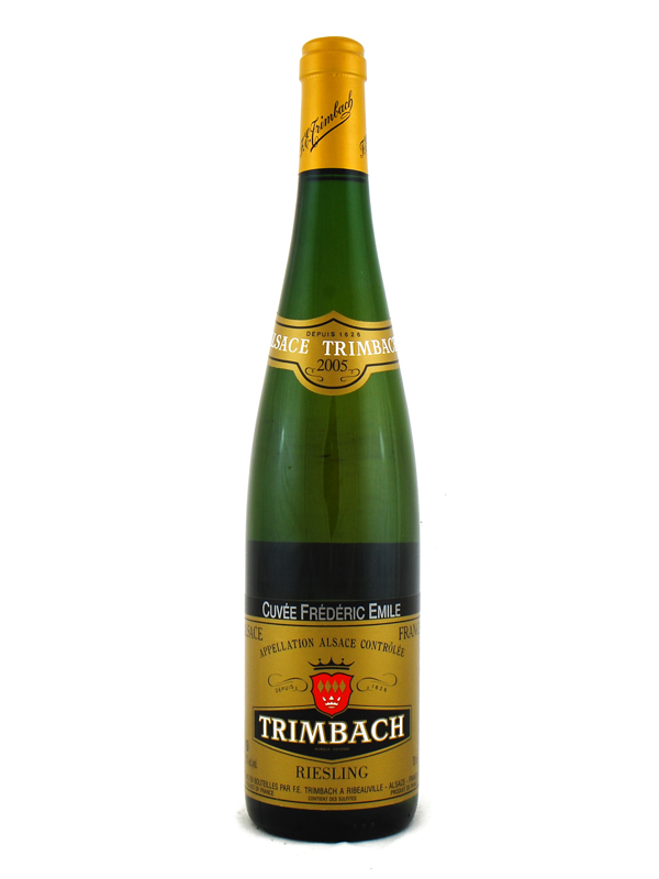 Riesling Trimbach Cuvee Frederic Emile 2005