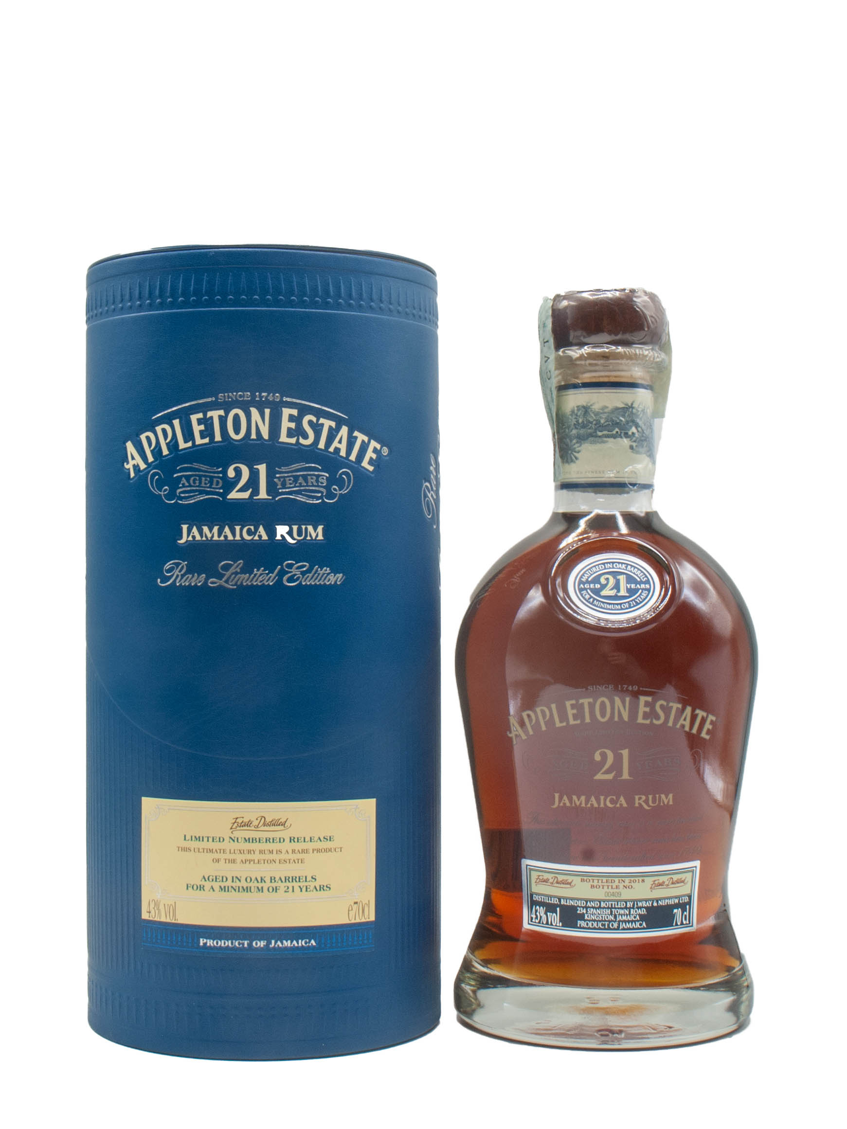 Rum Appleton Estate 21 Jamaica