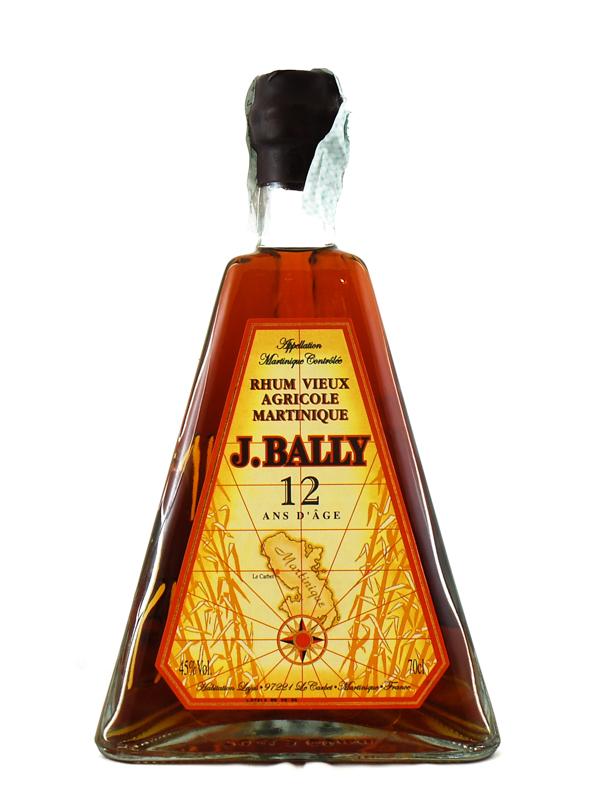 Rum Bally Piramide 12 Y.o.