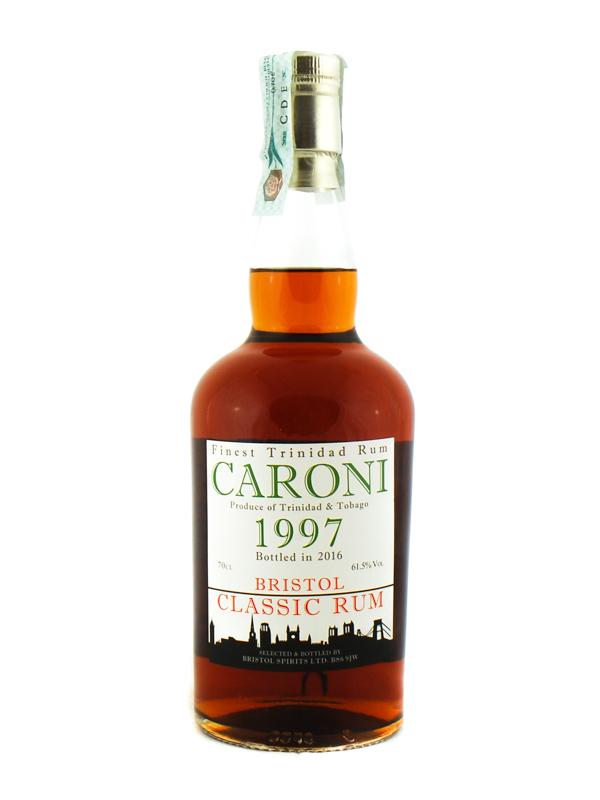 Rum Caroni 1997 Trinidad