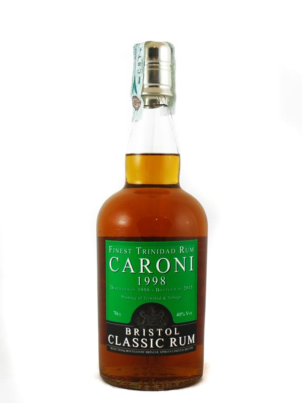 Rum Caroni 1998 Trinidad