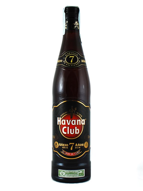 Rum Havana Club 7 Anni Cl 70