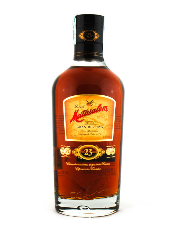 Rum Matusalem Gran Riserva 23 Y
