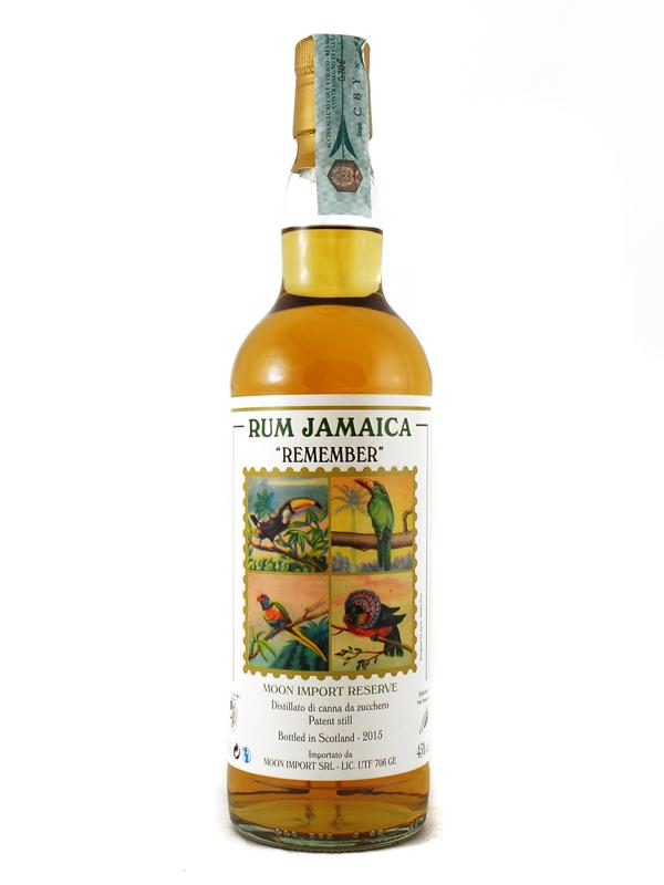 Rum Pappagalli Jamaica Remember