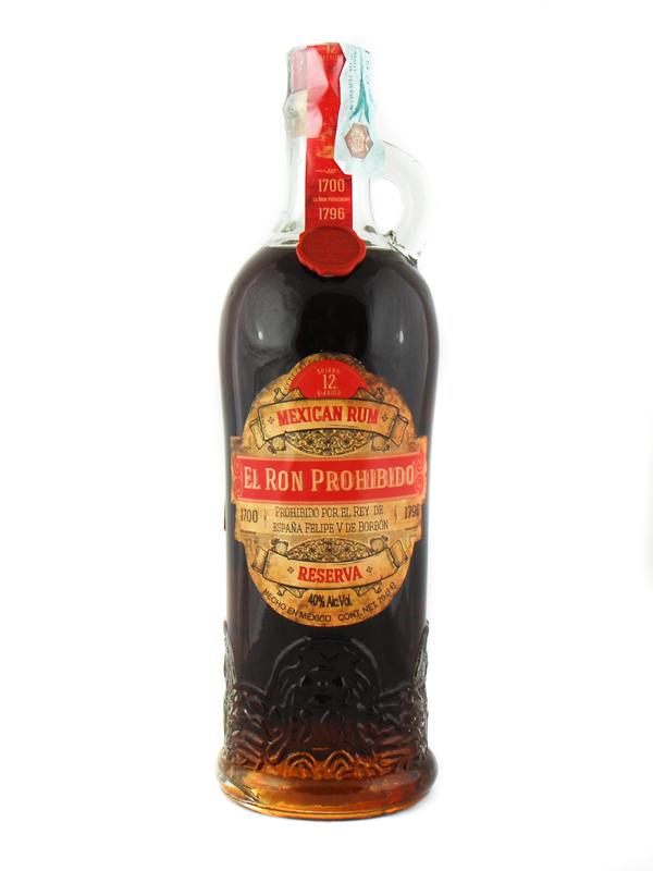 Rum Prohibido Solera