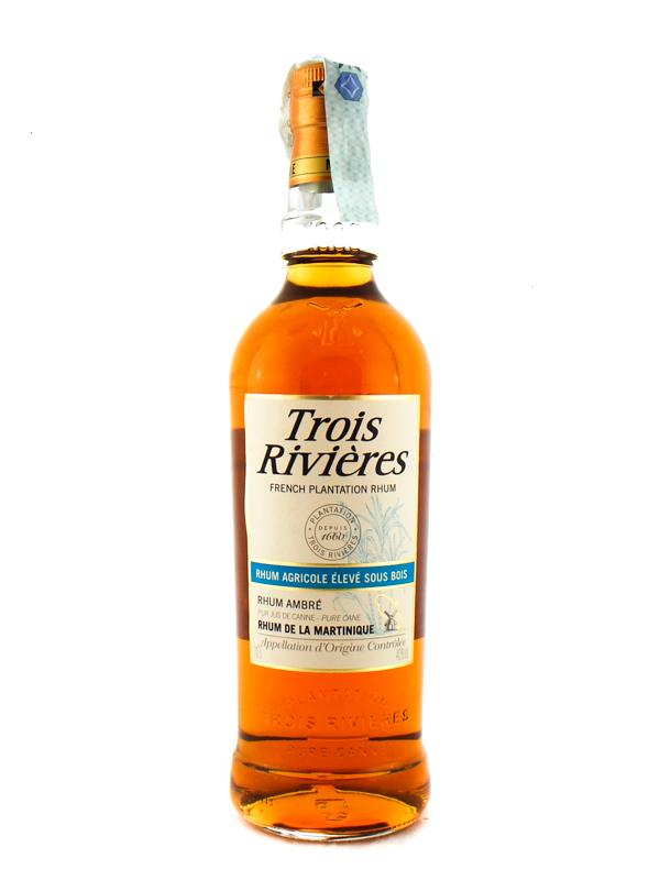 Rum Trois Rivieres Ambre