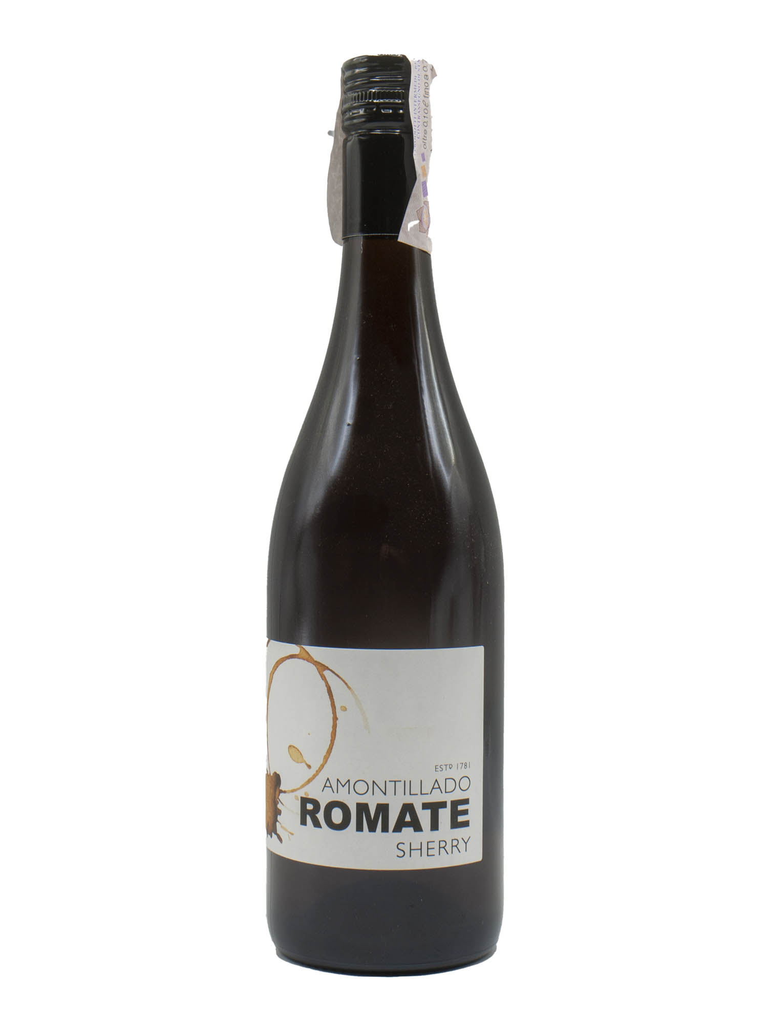 SHERRY ROMATE AMONTILLADO