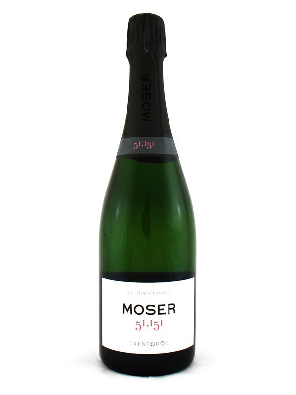 Spumante Moser 51,151 Brut