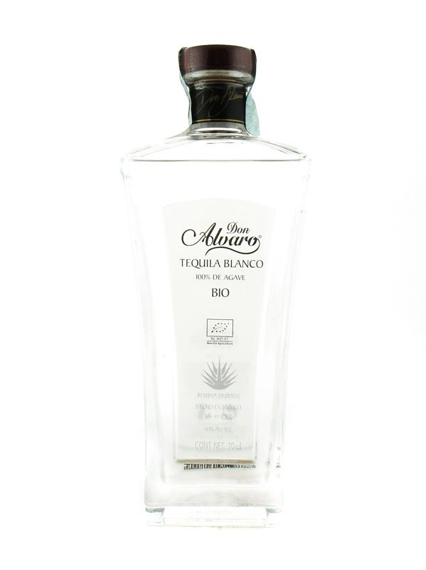 Tequila Don Alvaro Blanco - Bio
