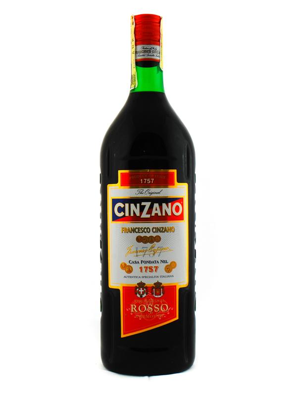 VERMOUTH CINZANO ROSSO 1 LITRO
