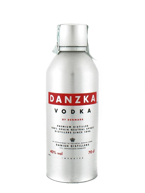 Vodka Danzka Danish Cl 70