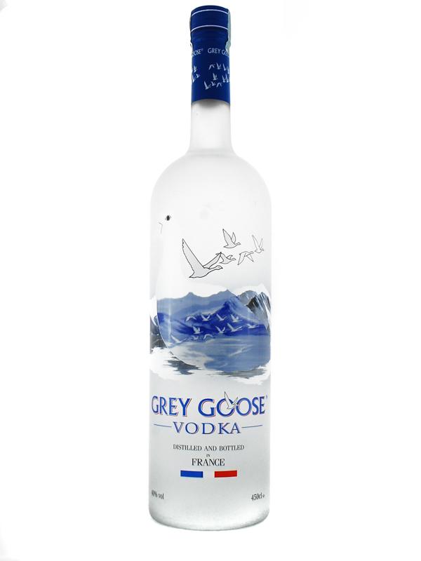 VODKA GREY GOOSE 450 CL