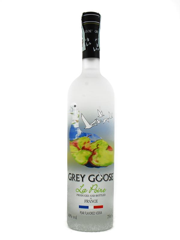 Vodka Grey Goose Poire cl.70