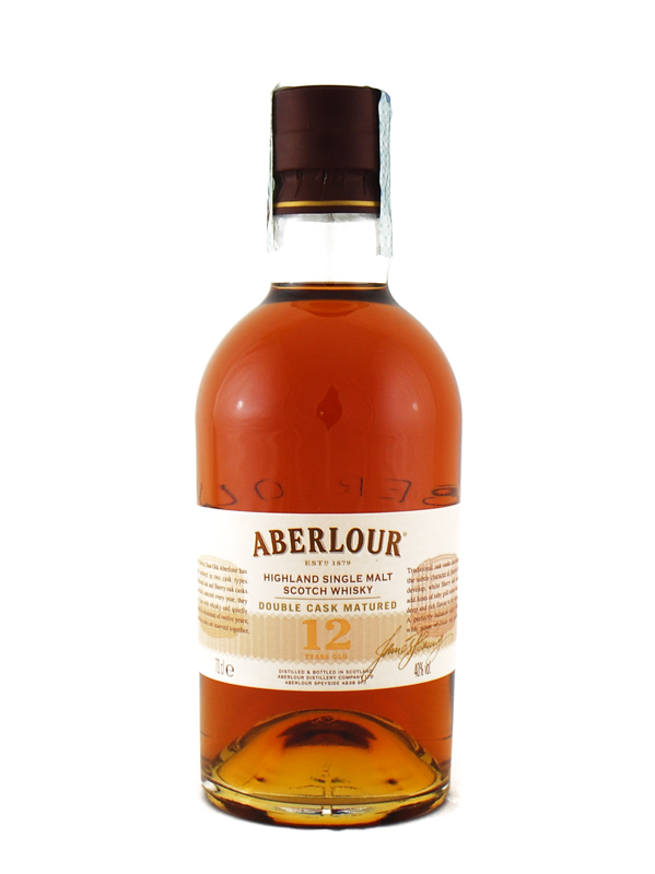 Whisky Aberlour 12 Years