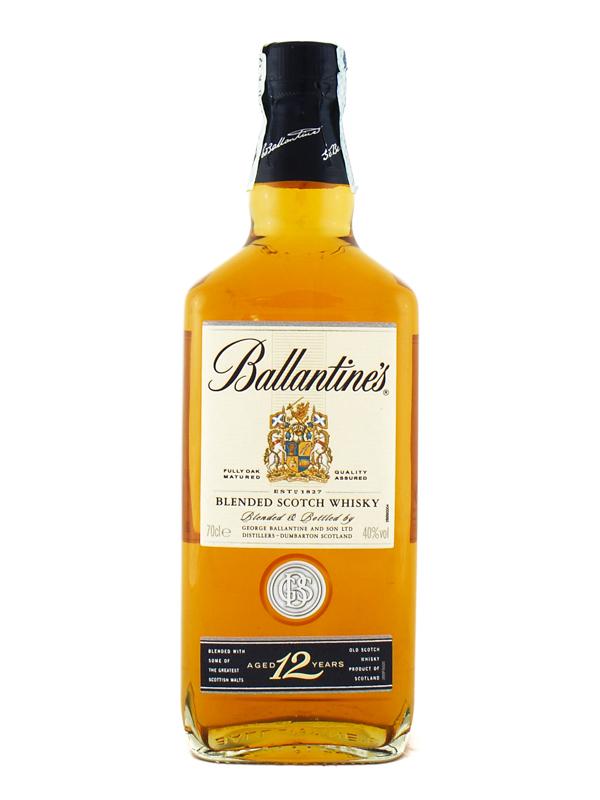 WHISKY BALLANTINES 12 Y